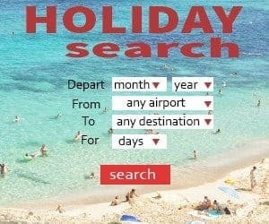 Search for Tui Holidays